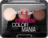 Палетка теней для век Belor Design Smart Girl Color Mania тон 36 -