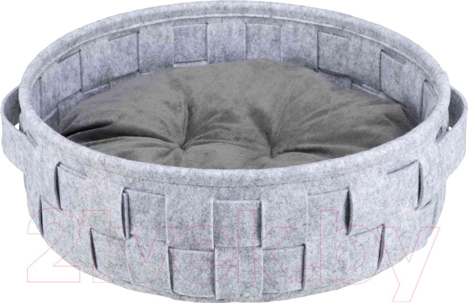 Купить Лежанка для животных Trixie, Lennie 38391 (серый), Германия