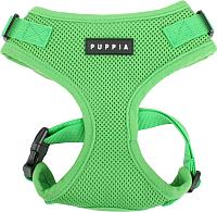 Шлея Puppia Ritefit Harness / PAJA-AC617-GR-S (зеленый) -