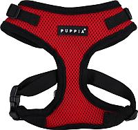 Шлея-жилетка для животных Puppia Ritefit Harness / PAJA-AC617-RD-M (красный) -