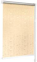 Рулонная штора Delfa Сантайм Азия Термо-Блэкаут СРШ-01МП 75101 (62x170, бежевый) -