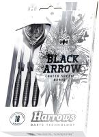Дротики для дартса Harrows Softip Black Arrow 3x16gK / 841HRED15716 -