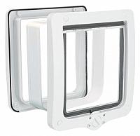 Откидная дверца для животных Trixie 44241 (XL, белый) -