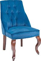 Кресло ТехКомПро Маранта 151М (нога 110/тон 9/ткань Velutto 45) -