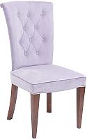 Кресло ТехКомПро Маранта 150 (нога 116/тон 9/ткань Saturn Lilac) -