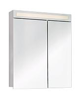 Шкаф с зеркалом для ванной Dreja Uni 80 -