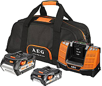 Аккумулятор для электроинструмента AEG Powertools SET LL18X0BL (4932459167) -