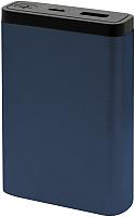 Портативное зарядное устройство Kinetic MeToo 10000 mAh / 2004.03 (синий) -