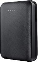 Портативное зарядное устройство Kinetic 10000 mAh / 2008.02 (черный) -
