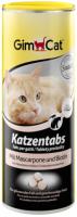 Кормовая добавка для животных GimCat Тавs с сыром маскарпоне и биотином / 408064 (425г) -