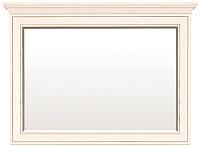 Зеркало интерьерное Ижмебель Венеция 7 (бодега светлый/накладной профиль) -