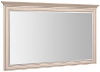 Зеркало интерьерное Ижмебель Венеция 07К-2 (бодега светлый/накладной профиль) -