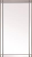 Зеркало интерьерное Ижмебель Лондон 7 (клен торонто/накладной профиль глянцевый лак) -