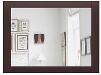 Зеркало интерьерное Ижмебель Аргентина 7 (дуб тортона темный/экокожа) -