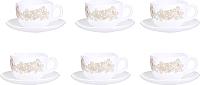 Набор для чая/кофе Luminarc Celebration P6912 -