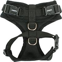 Шлея Puppia Ritefit Harness / PAJA-AC617-BK-M (черный) -