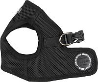 Шлея Puppia Soft Vest / PAHA-AH305-BK-M (черный) -