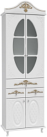 Шкаф для ванной Мебель-КМК Жозефина / КМК 0541.1 -