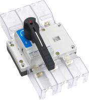 Выключатель-разъединитель Chint NH40-1600/3W 3P 1600А / 393283 -