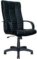 Кресло офисное King Style KP 11 (экокожа, черный) -