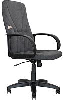 Кресло офисное King Style KP 37 (ткань, серый) -