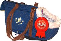 Сумка для животных Scruffs Wilton / 676710 (синий) -