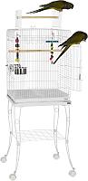 Клетка для птиц Sky Pet Liberta Gama / 5780/SK (белый) -