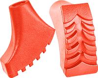 Комплект наконечников для скандинавских палок Berger Оранжевый (2шт) -
