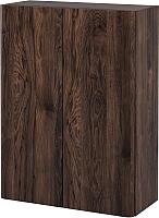 Шкаф для ванной Аква Родос Акцент / ОР0002350 (каштан, подвесной) -