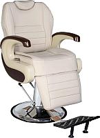 Кресло парикмахерское Kuasit Ku 470 (бежевый) -