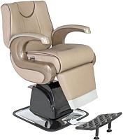 Кресло парикмахерское Kuasit Ku 450 (бежевый) -