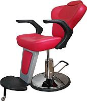 Кресло парикмахерское Kuasit Ku 070 (красный) -