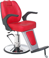 Кресло парикмахерское Kuasit Ku 060 (красный) -