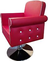 Кресло парикмахерское Kuasit Ku 180/h (красный) -