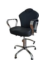 Кресло парикмахерское Kuasit Ku 210/h (черный) -