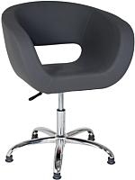 Кресло парикмахерское Kuasit Ku 130 (черный) -
