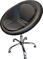 Кресло парикмахерское Kuasit Ku 190/a (пятилучье черный) -