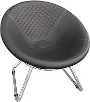 Кресло парикмахерское Kuasit Ku 190/b (черный) -