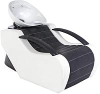 Мойка парикмахерская с креслом Kuasit Ku 340 (черный) -