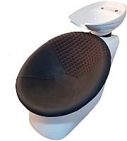 Мойка парикмахерская с креслом Kuasit Ku 360 (черный) -