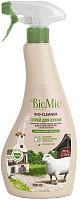 Чистящее средство для кухни BioMio Bio-Kitchen Cleaner экологическое лемонграсс (500мл) -
