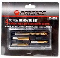 Набор сверл Forsage F-63005D -