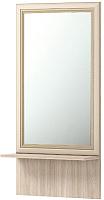 Зеркало интерьерное Ижмебель Брайтон 21 (ясень асахи) -