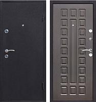 Входная дверь Йошкар Полимер/МДФ Венге (96x205, правая) -