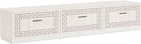 Тумба МСТ. Мебель Белла №12 (рамух белый ) -