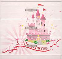Комод Ижмебель Принцесса 3 (лиственница сибиу) -