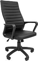 Кресло офисное Русские Кресла РК 165 (черный Terra) -