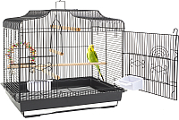 Клетка для птиц Sky Pet Rainforest Puerto Rica / 4920/SK (черный) -