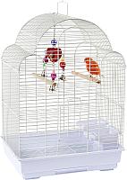 Клетка для птиц Sky Pet Rainforest San Felipe / 1890/SK (белый) -