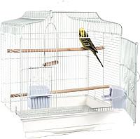 Клетка для птиц Sky Pet Rainforest Costa Rica / 4912/SK (белый) -